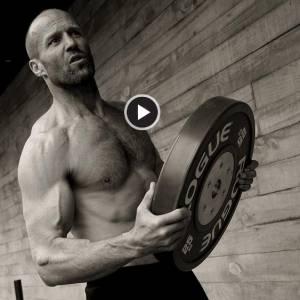 Jason Statham珍贵运动员视频流出 当年样貌有点萌