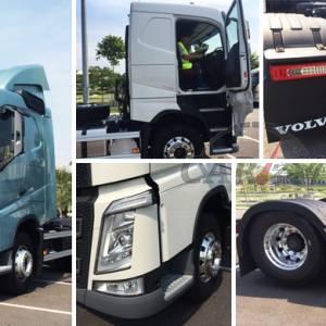 Volvo推出新卡车,驾着它就像驾一辆普通轿车!