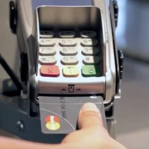 信用卡密码认证OUT! 指纹辨识快捷又安全