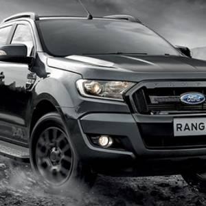 同级别车型中的翘楚! 全新Ford Ranger FX4登场!