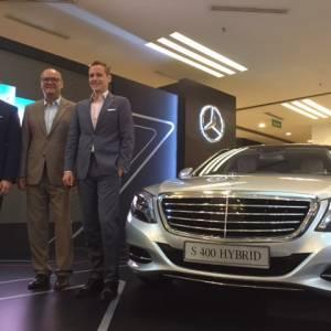 不是说经济不好吗? 大马Mercedes-Benz业绩继续创高峰!
