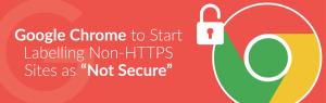 只要是非加密网站 Chrome将一律警告