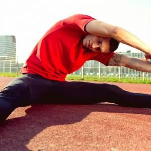 静态伸展非暖身运动,小心拉伤肌肉!