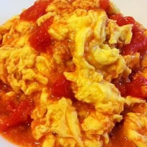 """食物中的""""金童玉女"""",番茄炒蛋可预防脑中风"""