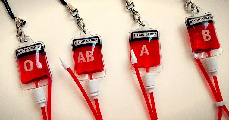 血型影响你的健康,这些血型最易患上心脏病、中风!