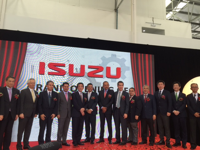 支援本地车主  大马Isuzu设立旗舰售后服务中心