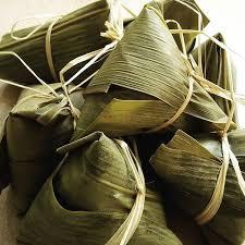 一颗粽子抵1碗半米饭 端午节慎吃粽子