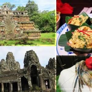 【柬埔寨游】 吴哥窟,这一生人必到访之地!