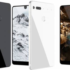 安卓之父发布Essential手机!设计简约后置双摄