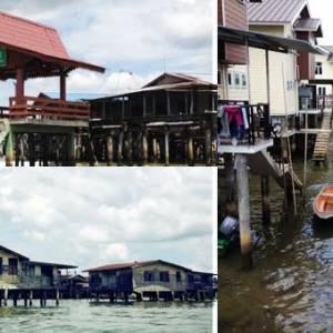 【游走汶莱】 全世界最大的传统水上村落原来就在这里!