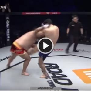 7秒终结比赛 MMA选手赢得莫名其妙