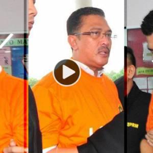 涉千万令吉房产贪污案  柔前行政议员父子面控