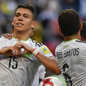 【联合会杯】遭墨西哥补时扳平 葡萄牙首秀和球
