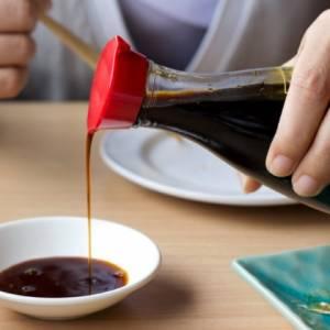 酱油:适量食用,是健康之道