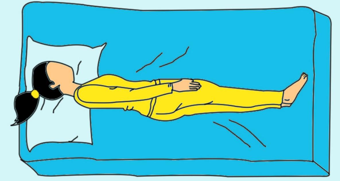 面对高血压、头痛等困扰?9大睡姿有助减轻这些问题