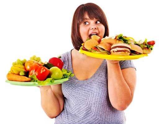 要减肥? 采取1:2:3饮食原则吧!
