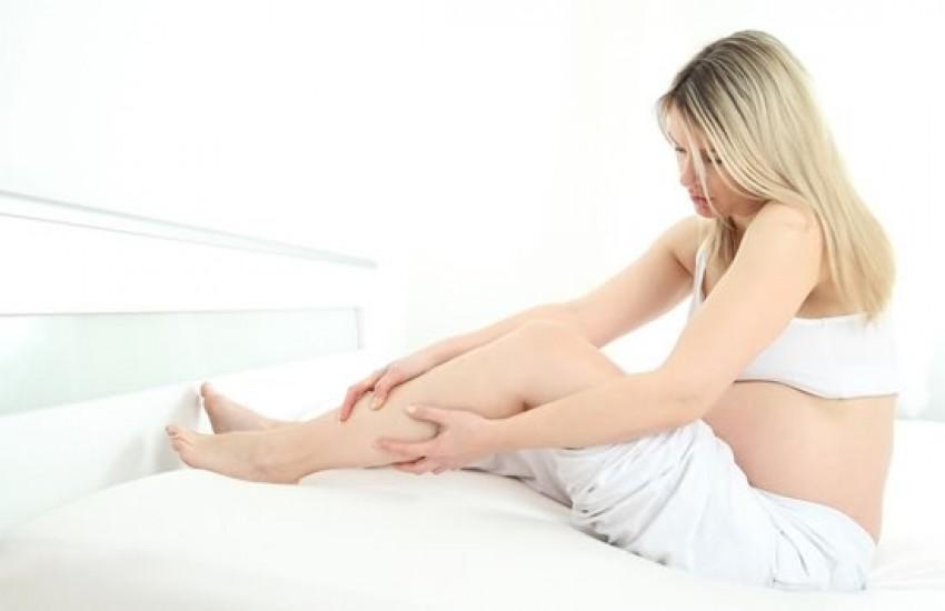 孕期脚抽筋就一定是缺钙?不是的哦!