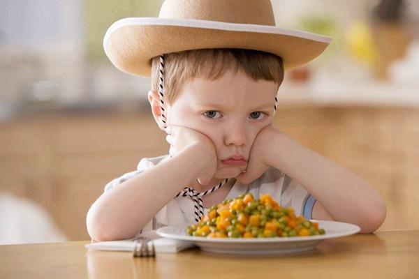 孩子偏食不要打骂  5大方式助改善