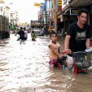 疾病随着水灾而来 水灾后要注意以下事项!