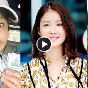 最强孕妇! 35岁韩国女星挺6月孕肚完成21公里半马!