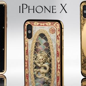 iPhone X还未发售 已出现1.5万豪华定制版!