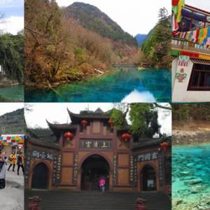8天7夜畅游中国,融入藏族的文化!