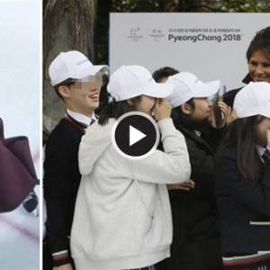 """美国第一夫人同台韩男团成员! """"尴尬""""一幕被拍下疯传"""
