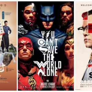 【电影好坏】《Justice League》VS《Suburbicon》VS《天生不对》