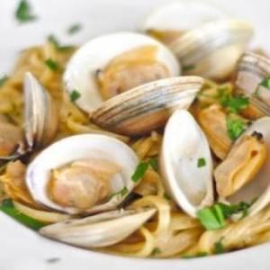 自制白酒蛤蜊意大利面 一起喜迎新年!