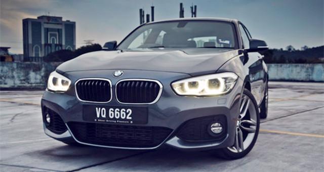 BMW 118i M Sport - 你买得起的最具驾驶乐趣的宝马车款