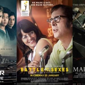 【电影好坏】《Maze Runner: The Death Cure》 VS 《Marrowbone》 VS 《Battle of the Sexes》