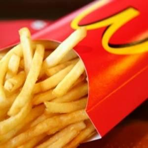 麦当劳薯条竟能治秃头症!您信不信?