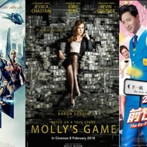 【电影好坏】《Black Panther》VS《Molly's Game》VS《前任3:再见前任》