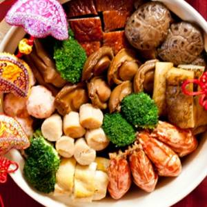 """新年可以尝尽美食又享""""瘦""""  把这些贴士学起来吧!"""