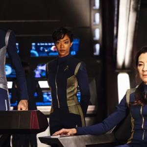 《Star Trek》大结局  杨紫琼:我来自浮罗交怡!