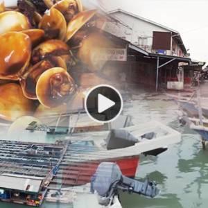 雪州皇城之海港之镇- 吉胆岛五条港