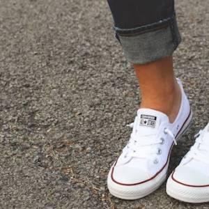你还在平底鞋配裤子?是时候转换风格了!