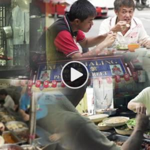 吉隆坡老巷子老味道:何九茶店和潮州粥饭摊