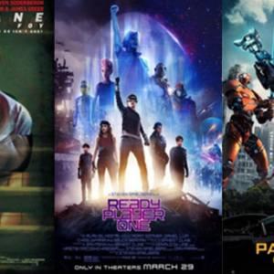 【电影好坏】《Unsane 》VS《Ready Player One》VS《Pacific Rim: Uprising》