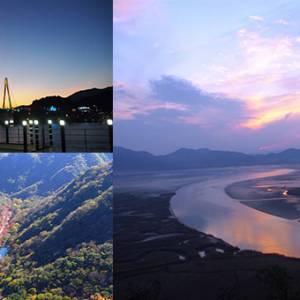 9天8夜韩国南部玩透透:不能错过的顺天湾美景!