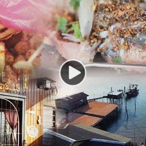 虾米之乡之五条港&海南村