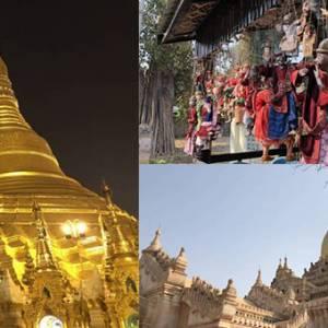 5天4夜缅甸之旅 在蒲甘骑电单车趴趴走好过瘾!