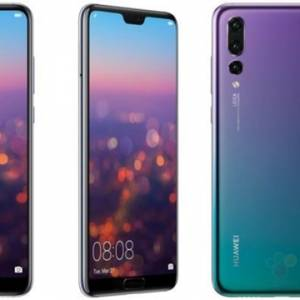 "Oh no!原来Huawei P20 Pro极光色426来马是""假消息"""