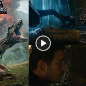《侏罗纪世界2》终极预告藏彩蛋! 却被投诉剧透太多