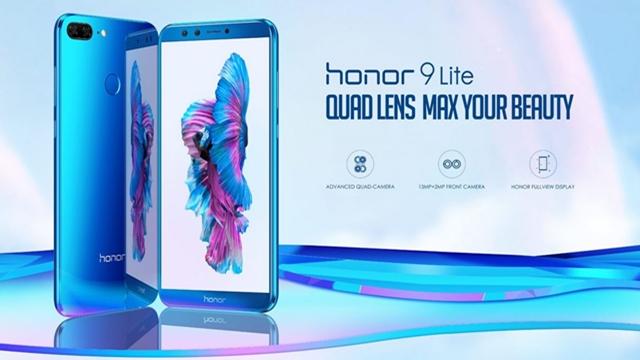 honor 9 Lite又减价!优惠仅限这一天