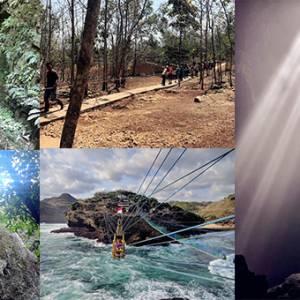 4天3夜游印尼日惹 展开一趟惊心吊胆的探洞之旅!