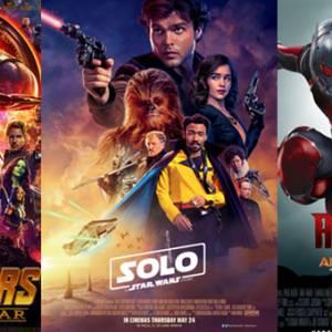 迪士尼公布18部影片上映日!一年一部《复联》电影