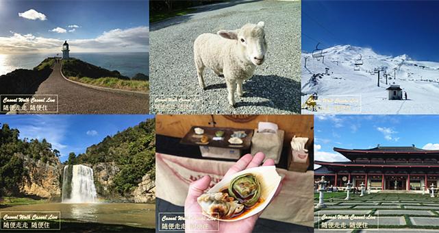 【网友游记】与你分享我在纽西兰北岛走过的地方