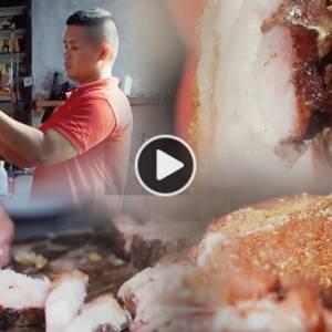 大马黄金海岸之波德申 - 窑烤烧猪