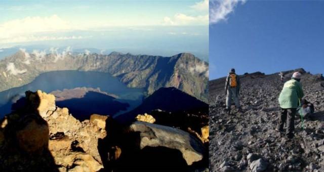 迎向巨人般的Mt.Rinjani火山 :那些你不能不知的事